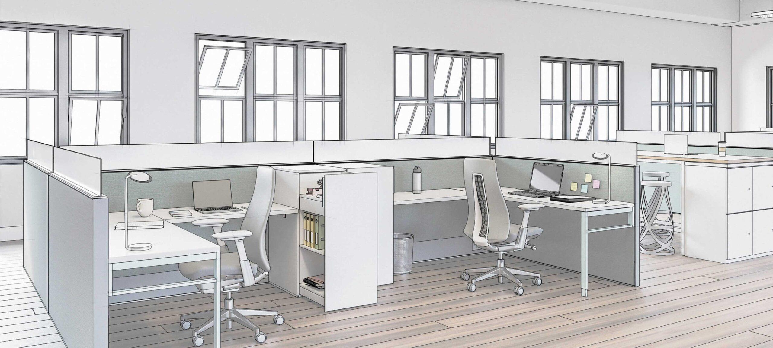 Individual Workspace 1